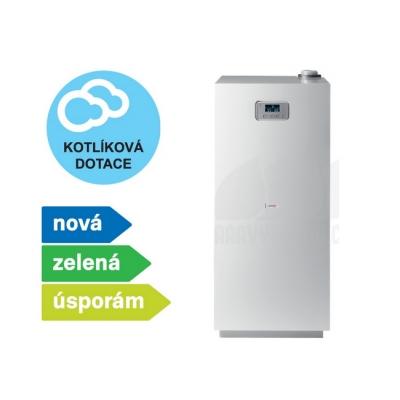 Závěsný kondenzační kotel MEDVĚD CONDENS 25 KKS 7,5 - 25 kW