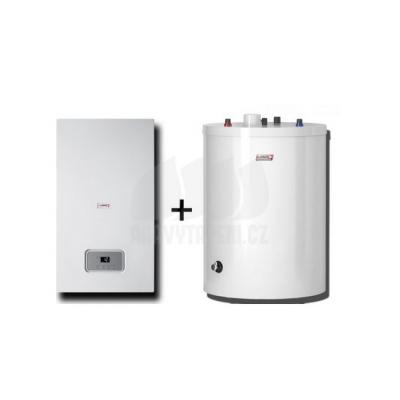 Sestava kondenzačního kotle GEPARD CONDENS AK150 25 MKO-A 6,3 - 26,5 kW