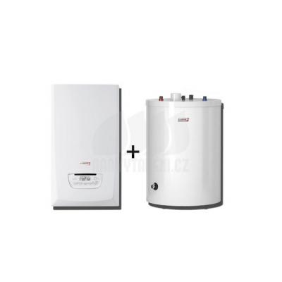 Sestava kondenzačního kotle Panther Condens AK150 30KKO-A 9,3 - 32,8 kW