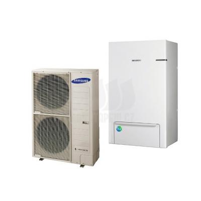 Tepelné čerpadlo SAMSUNG EHS vzduch/voda 12 kW 400V