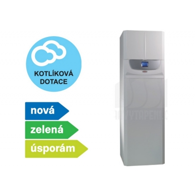Plynový kotel IMMERGAS HERCULES SOLAR 26 kW
