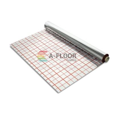 Odrazová folie pro podlahové topení 0,13mm 50m