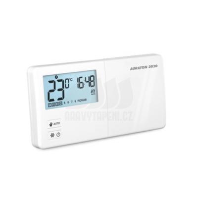 AURATON 2030 programovatelný termostat, 8 teplot