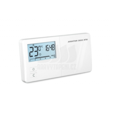 AURATON 2025R týdenní bezdrátový termostat k centrále Auraton 8000